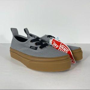 Vans Authentic Elastic Gum Outsole Sneakers